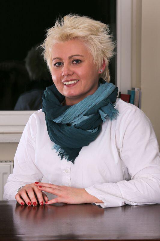 Anna Rosinka - certyfikowany psychoterapeuta