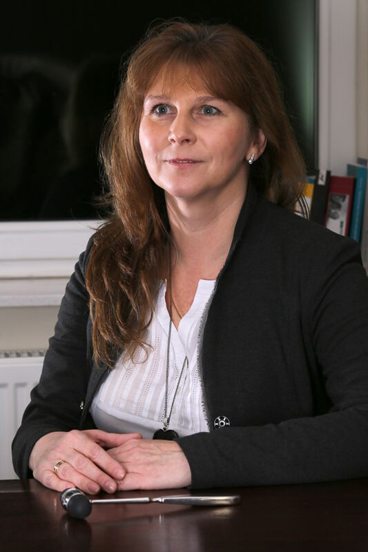 Dorota Dzianott-Pabijan - specjalista neurolog