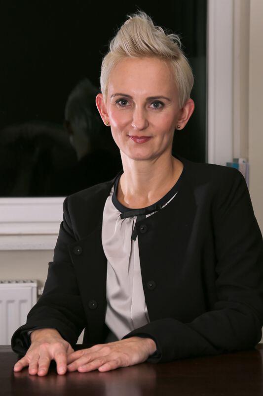 Katarzyna Szabert-Pawliszak - specjalista psychiatra