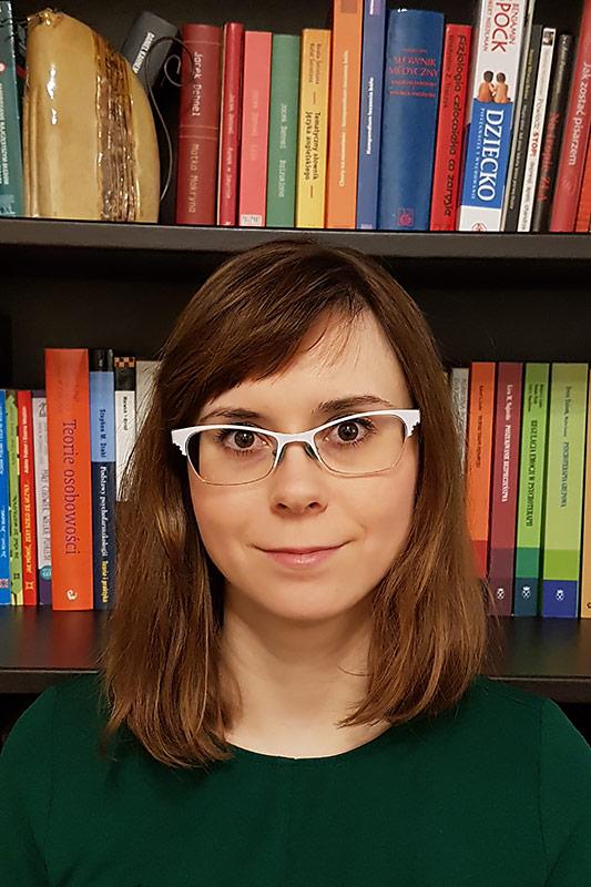 Urszula Skawińska-Czyżowicz Psycholog, psychoterapeuta